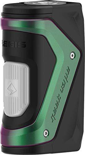 Aegis Squonker mit maximal 100 Watt - 10ml Squonker-Flasche - von GeekVape - Farbe: regenbogen