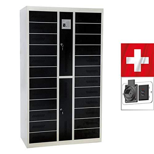 IVOL Safecart Locker 24