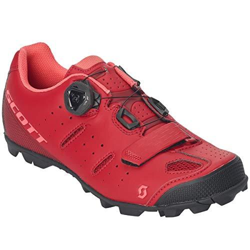 Scott MTB Elite Boa Damen Fahrrad Schuhe rot 2020: Größe: 36