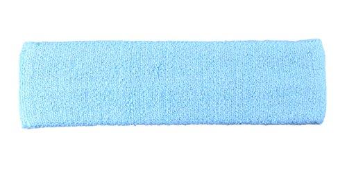 Alex Flittner Designs Stirnband/Schweißband in hellblau