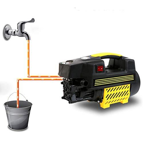La versión Avanzada de Alta presión Inicio Alquiler Lavadora Cepillo del Agua del Coche Bomba Grab Completo Lavadora automática Pequeño portátil