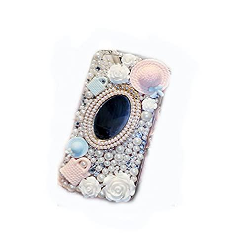 One Life ,one jewerly VIVO V7 PLUS Holiday cáscara del teléfono celular, perla, cáscara del teléfono celular con espejo, (qué tipo de cáscara del teléfono móvil se necesita?