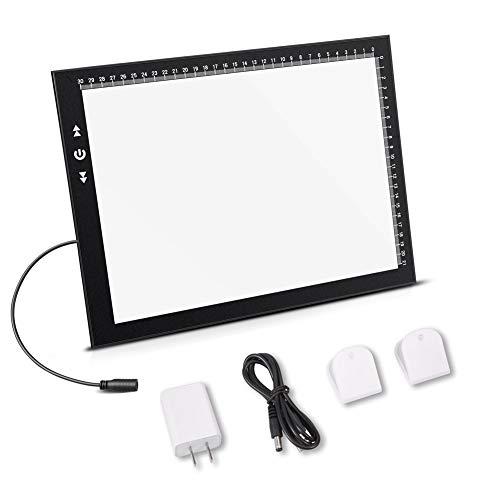 HSK A4 Led Light Box Light Pad USB Power with 5V 2A Adapter