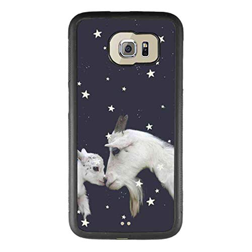 Starry Sky Goat Samsung Galaxy S6 Phone Case