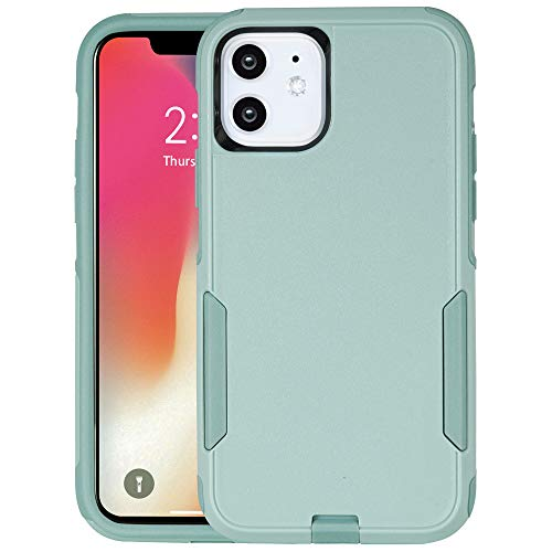 Krichit Pioneer iPhone 11 Case,Pioneer Heavy Duty Case for iPhone 11 Cases 6.1 inch(2019) (Aqua Sail)