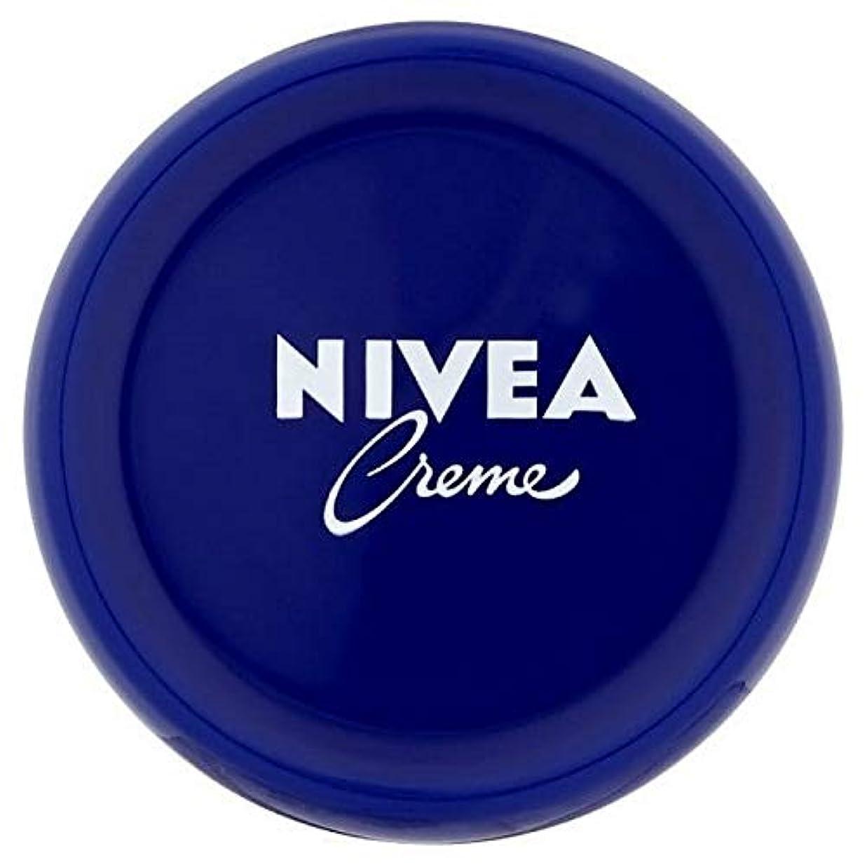 コショウキルス充実[Nivea ] ニベアクリーム万能ボディクリーム、50ミリリットル - NIVEA Creme All Purpose Body Cream, 50ml [並行輸入品]