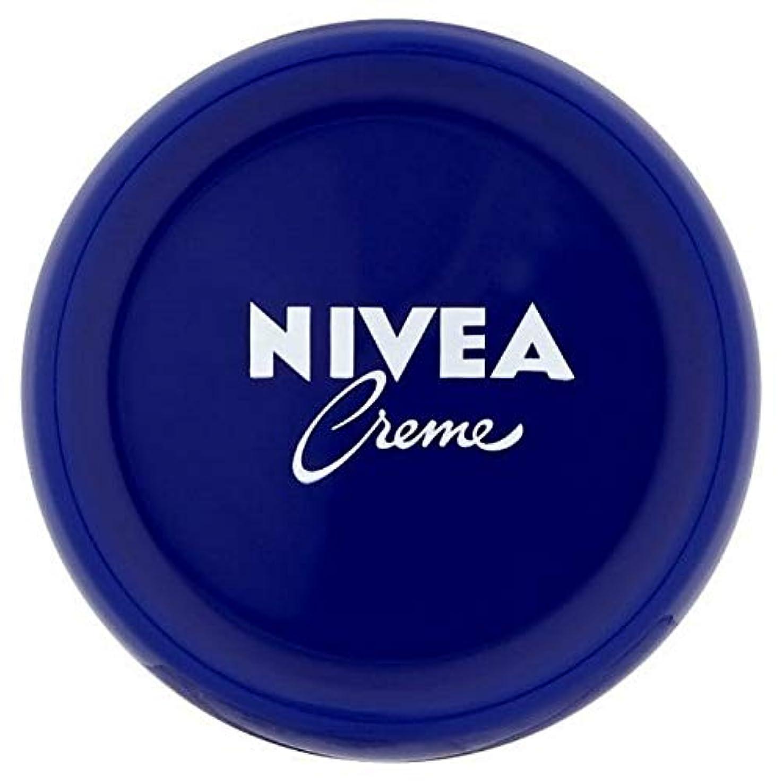 はぁ意味パール[Nivea ] ニベアクリーム万能ボディクリーム、50ミリリットル - NIVEA Creme All Purpose Body Cream, 50ml [並行輸入品]