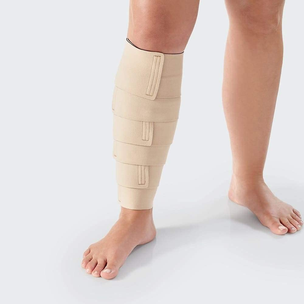 Special price ReadyWrap Calf Compression Wrap Tall XXL Beige All stores are sold