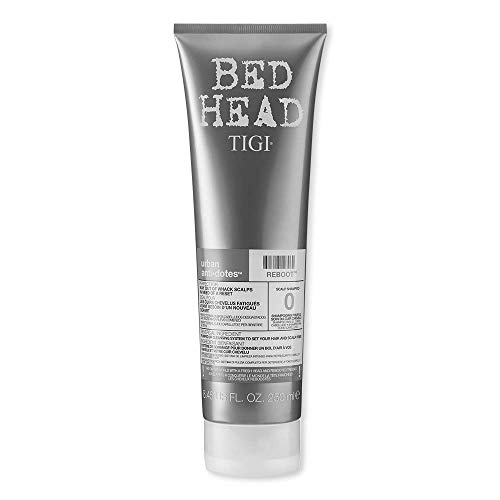 Tigi Bed Head Urban anti+dotes Reboot Scalp Shampoo 250 ml Beugt Schuppenbildung vor