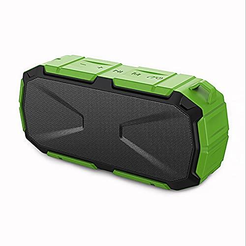GJX-LB Bluetooth Lautsprecher,Bluetooth-Lautsprecher, Duschlautsprecher Wasserdicht, Tragbar, Drahtlose Lautsprecher, Dual-Pairing, Bluetooth 5.0, Laute Stereo, Boomender Bass für drinnen/draußen