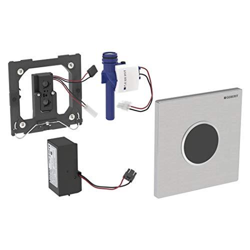 Geberit Urinalsteuerung HyTronic IR/Netz D Sigma10 hochglanz-verchromt, 116025KH1