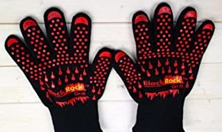 Heat & Temperature Resistant Gloves 500C/932F BBQ Aga Oven Silicon Safety