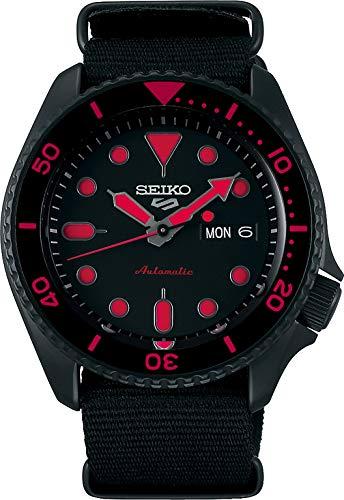 Reloj Seiko para Hombre, Negro, Street, 3K1