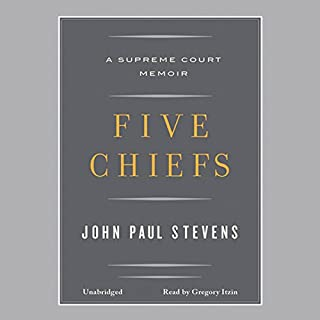 Five Chiefs cover art