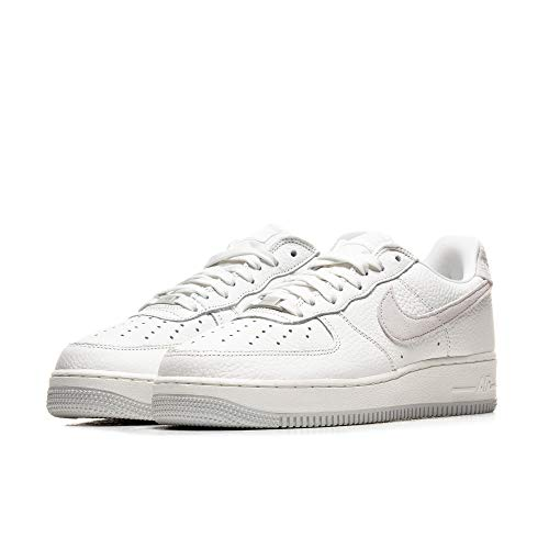 Nike Air Force 1 '07 Craft, Zapatillas de básquetbol para Hombre, Summit White Photon Dust, 40 EU