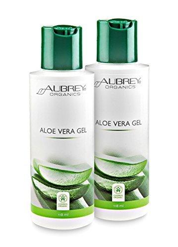 Aloe Vera Gel 118ml 2er SET (2 x 118ml = 236ml) + Pumpsprayaufsatz