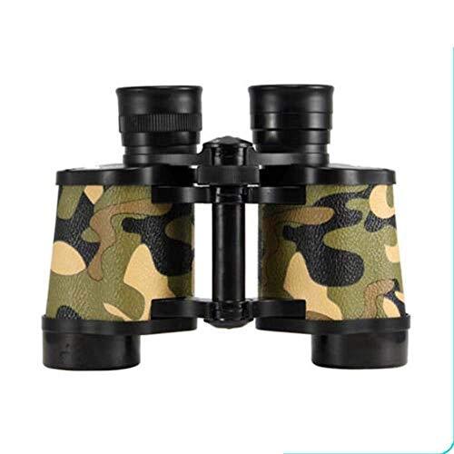 Telescoop 8x30 Verrekijker High Power High-definition Nachtkijkers Portable Camouflage Outdoor Concert buitenshuis (Kleur: A) ZHANGKANG (Color : B)