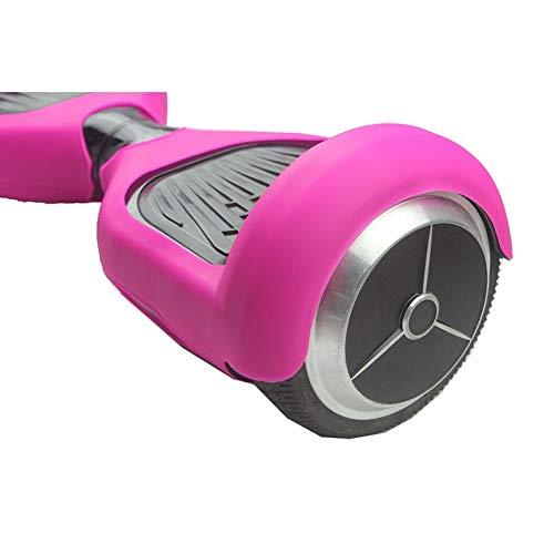 UrbanGlide für Hoverboard 6,5 Schutz, Silikon, Unisex, Erwachsene, Rosa