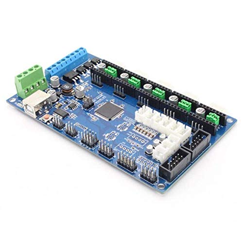 outingStarcase MKS Gen V1.2 Control Board Mainboard DRV8825 Driver for 3D Printer Driver Modules Industrial tools