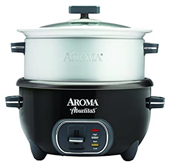 Pot-Style Rice Cooker and Food Steamer: photo
