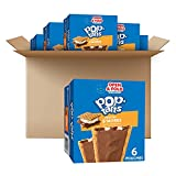 Kellogg's Pop-Tarts, Breakfast Toaster Pastries, Frosted S'mores, 22oz (72 Count)