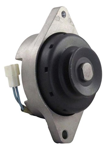 Rareelectrical NEW 12V 20 AMP PERMANENT MAGNET ALTERNATOR COMPATIBLE WITH JOHN DEERE WITH YANMAR ENGINE