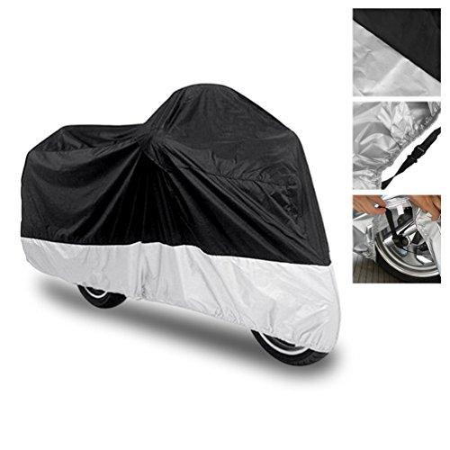 Moto Garage Garage telone impermeabile protezione UV pieghevole