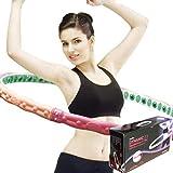 Health Hoop - Korean Weight loss Health Hooola Hoop 5.5lb (step 4)for workout ,Fitness,Exercise