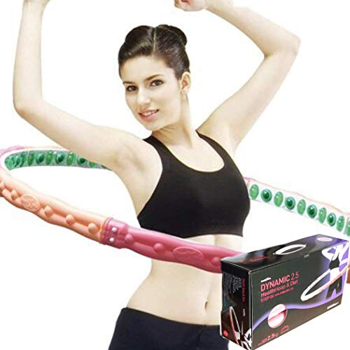 Health Hoop - Korean Weight loss Health Hoop 5.5lb (step 4)for workout ,Fitness,Exercise