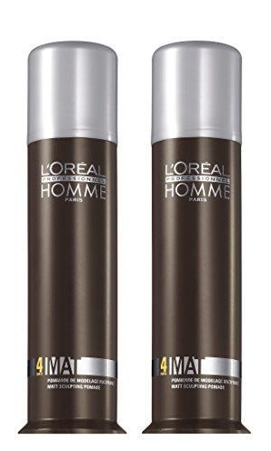 LOREAL LP HOMME mat 80ml 2er Pack