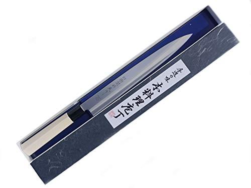 JapanBargain S-1553, Japanese Yanagiba Sashimi Sushi Chef Knife High Carbon Stainless...
