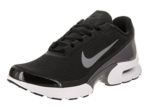 Nike Air Max 90 Ultra SE (GS) Running Trainers 844599 Sneakers Shoes (5, black white volt 002)
