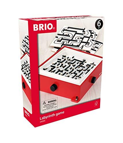 BRIO 34020000 - Laberinto con Tablas de Ejercicios [Importado de Alemania]