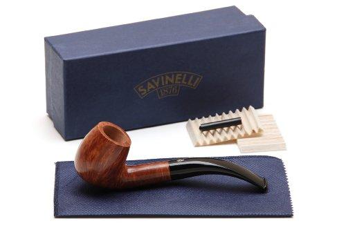 Savinelli Spring Liscia 602 Tobacco Pipe