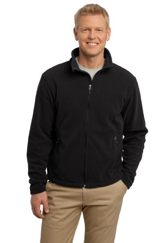 Port Authority Men's Soft Fleece Full Zip Jacket