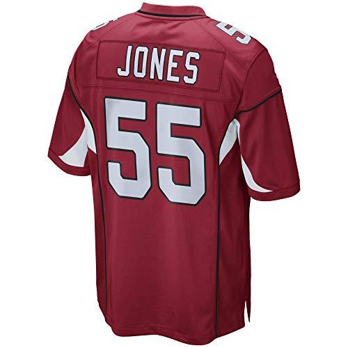 JERWY heren dames jeugd_Chandler_Jones_#55_Kardinal_voetbal_trainingspak Jersey