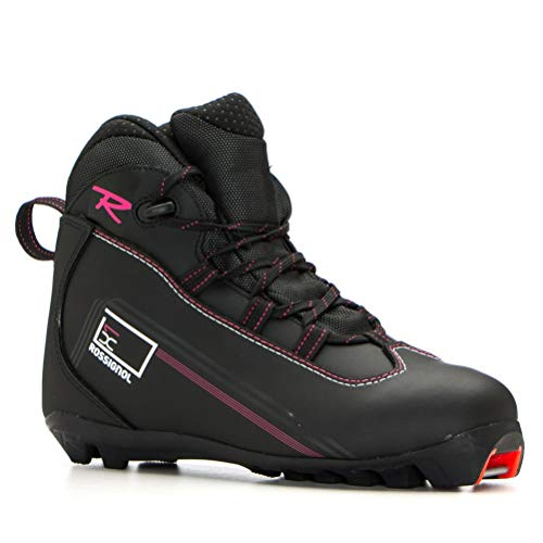 Rossignol X-1 FW Womens NNN Cross Country Ski Boots - 36/Black