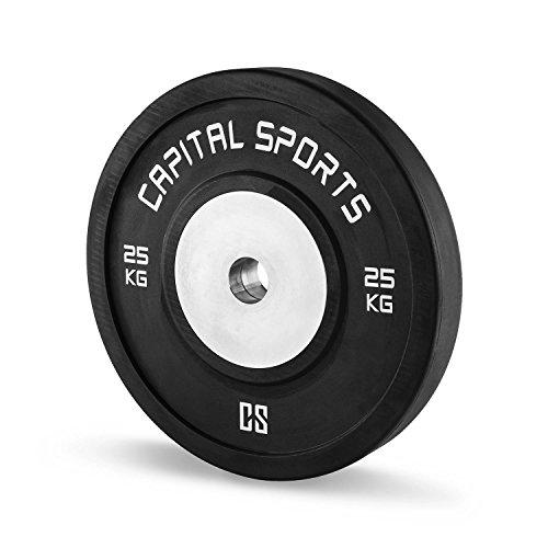 CapitalSports Capital Sports Inval Discos de Pesas...