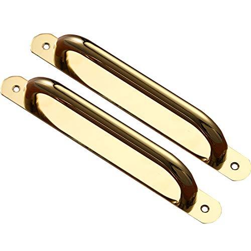 2 Piezas Tiradores De Arco Puerta Corredera Tiradores Para M