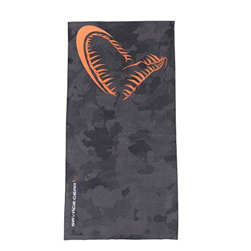 Savage Gear Angelbekleidung - Black Savage Tec-Tube mit Fleece schwarz