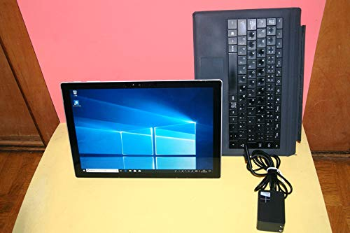 マイクロソフト Surface Pro 4(i5/128GB/4GBモデル) Windowsタブレット[Office付き・12.3型] (キーボード別売・シルバー) CR5-00014