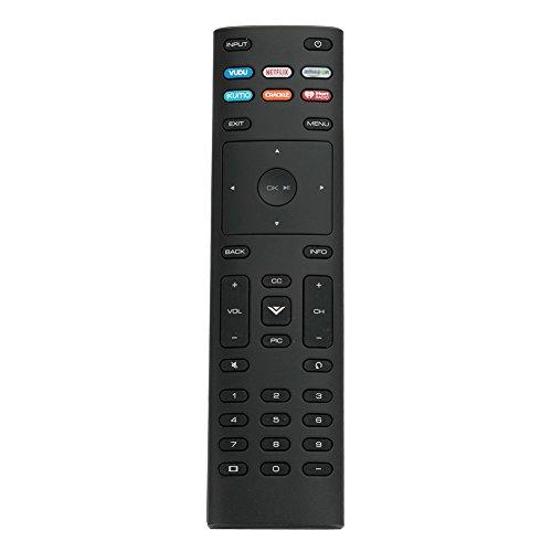 XRT136 Remote Control fit for Vizio TV P55-F1 P65-F1 P75-F1 D24f-F1 D43f-F1 D50f-F1 E65-E1