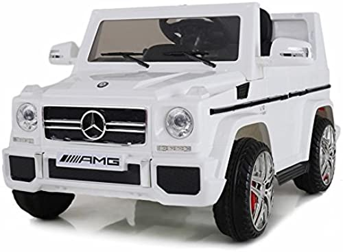 venta directa de fábrica Licensed Mercedes-Benz G65 12V Kids Electric Electric Electric Ride On Car Lights Sounds MP3  elige tu favorito