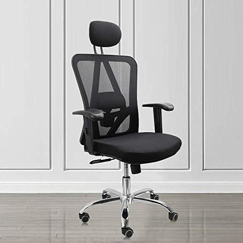 41u9cy2uEOL Le migliori sedie da ufficio ergonomiche, guida descrizioni e prezzi