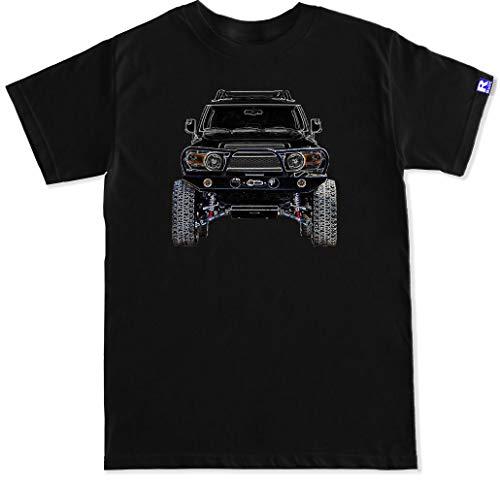 FTD Apparel R Built Men's FJ Cruiser T Shirt - XL Black