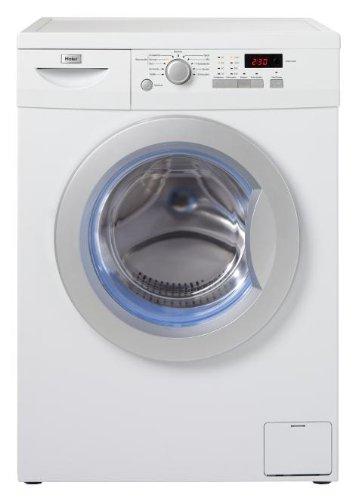 Haier HW80-1203D Libera installazione Carica frontale 8kg 1200Giri/min A+++ Bianco lavatrice