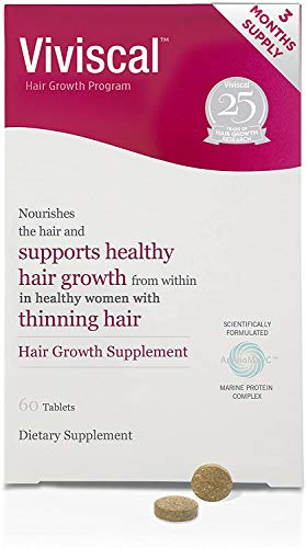 Women's Maximum Strength Hair Growth Supplements (3 Month Supply)