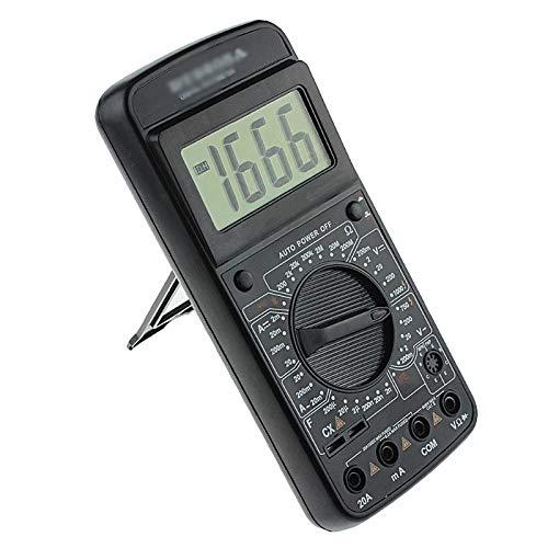 Best Buy! HNIWDJ Digital Multimeter AC/DC Voltmeter Ammeter Resistance Capacitance Meter Y98E