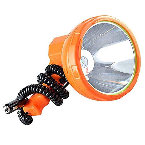 MKJYDM Foco de búsqueda for exteriores for exteriores LED de largo alcance...