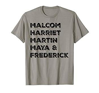 Malcom Harriet Martin Maya & Frederick Tee